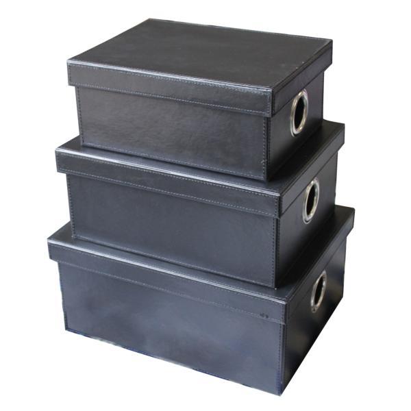 Seriøst Opbevaringskasse - Bestil nu - vi sender alle hverdage. NK48