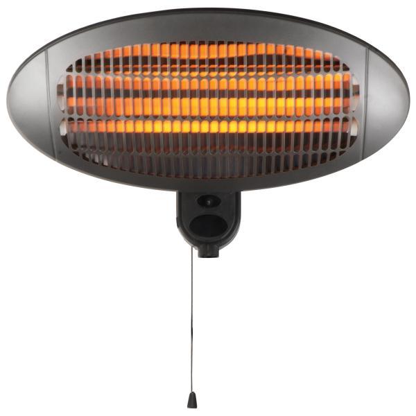 Groovy Elektrisk terrassevarmer - Bestil nu - vi sender alle hverdage. AD47