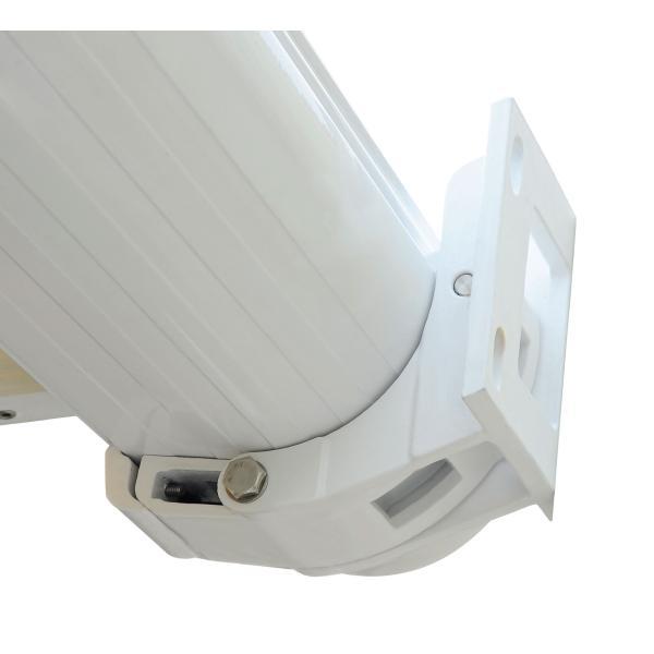 Elektrisk Markise Lukket 450x300cm Hvid Hvid K B Din Nye