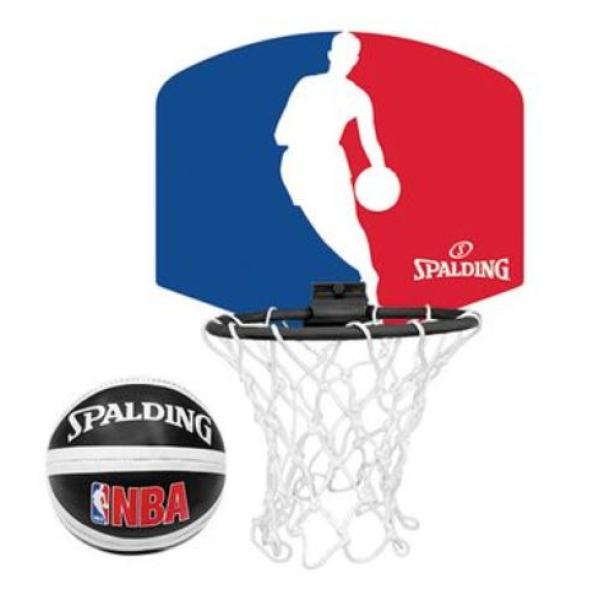 Spalding mini board basketball plade