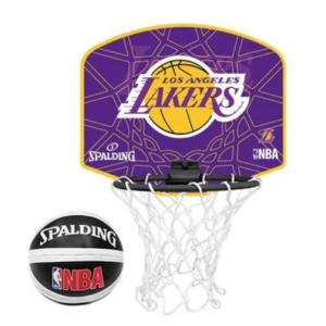 Spalding mini board-LA Lakers