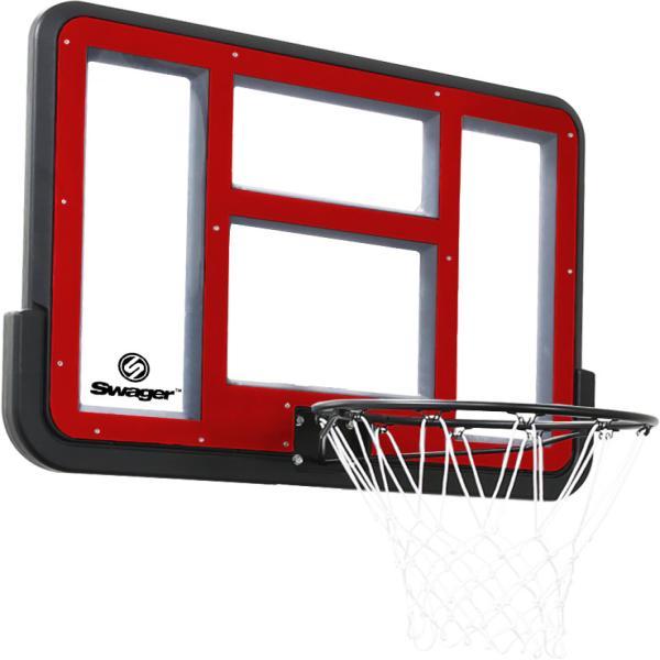 Billede af Basketballplade SKW1 45cm