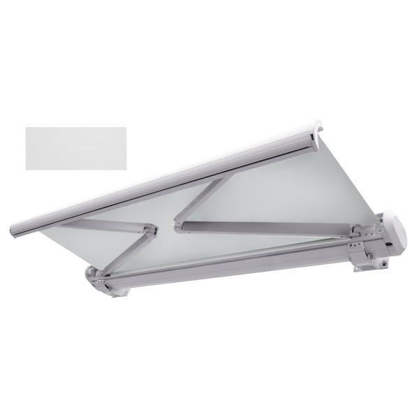 Elektrisk Markise Lukket 300x250cm Hvid Hvid K B Din Nye
