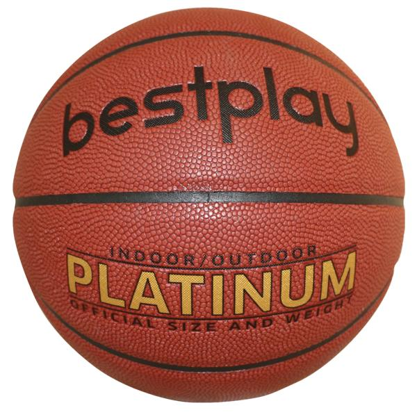 Bestplay Platinum basketball str. 5 basketbold
