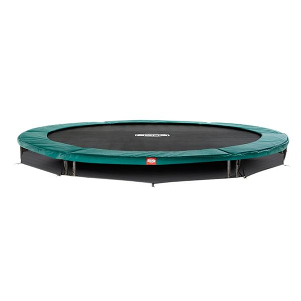 Berg Talent 300 InGround + Comfort sikkerhedsnet inground trampolin