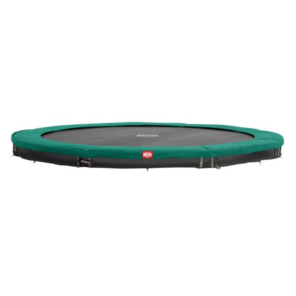 Berg Champion 430 InGround inground trampolin