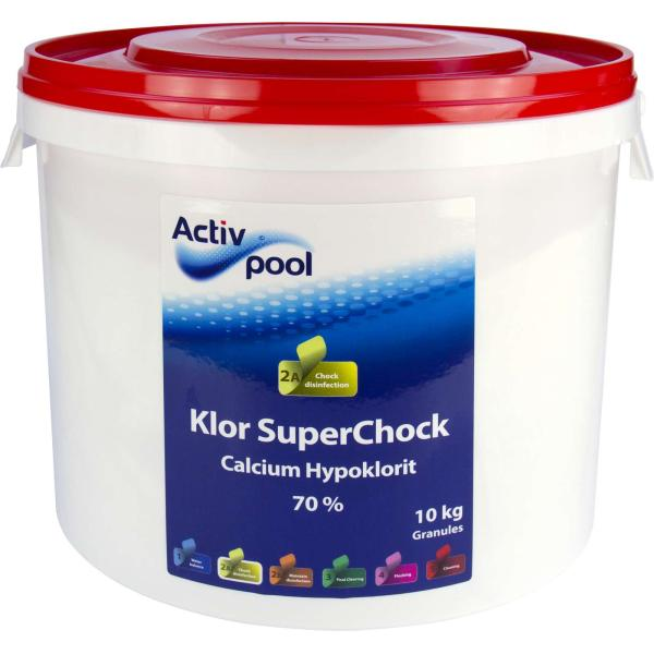 Swim & Fun ActivPool Calcium hypoklorit 70% 10kg