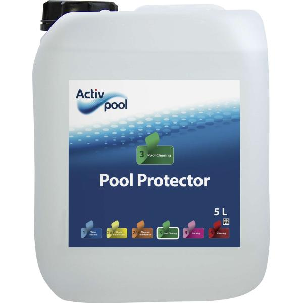Swim & Fun ActivPool Pool Protector 5L kemikalier