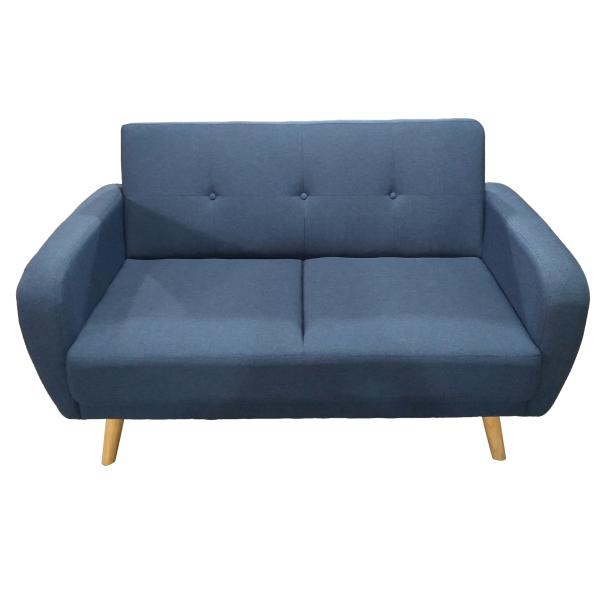 New York 2 pers. sofa denim blå sofa