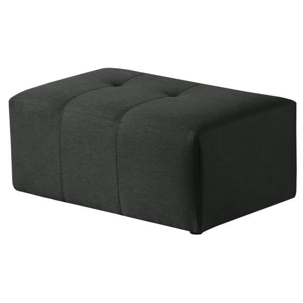 Billede af Toledo skammel til u-sofa