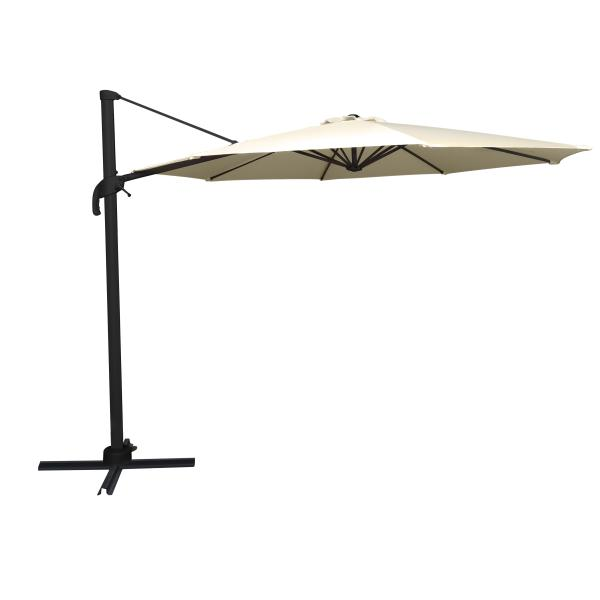 Roma Parasol 360rotation beige