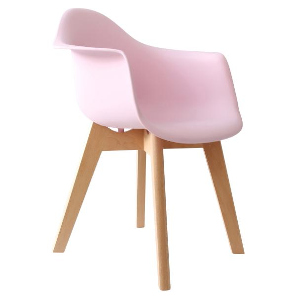 Homeville Malthe pink 50x47x35cm