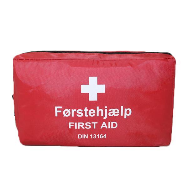 Førstehjælpskasse 23x23x5,5cm