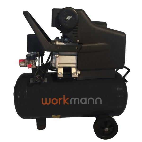Workmann kompressor 2,5 sort
