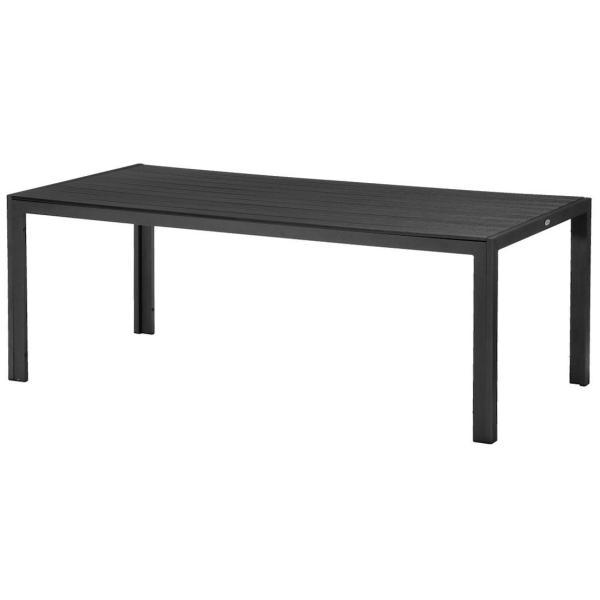 Fantastisk Havebord i nonwood, sort , køb din nye Havebord i nonwood, sort på OZ03