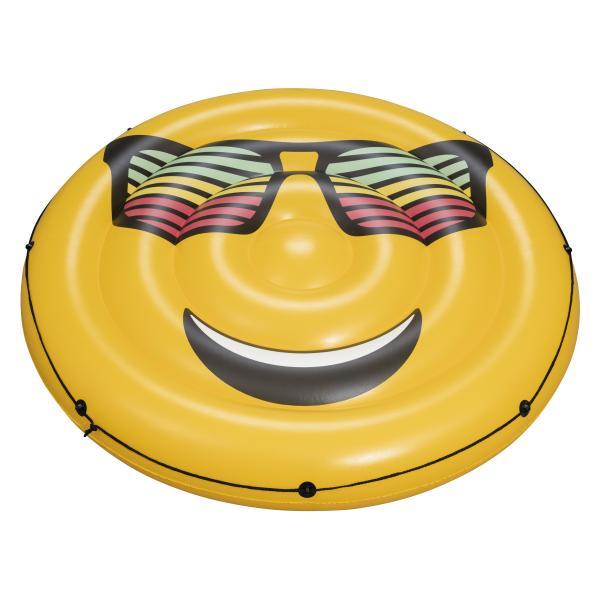 oppustelig madras Oppustelig madras smiley gul, køb din nye Oppustelig madras smiley  oppustelig madras