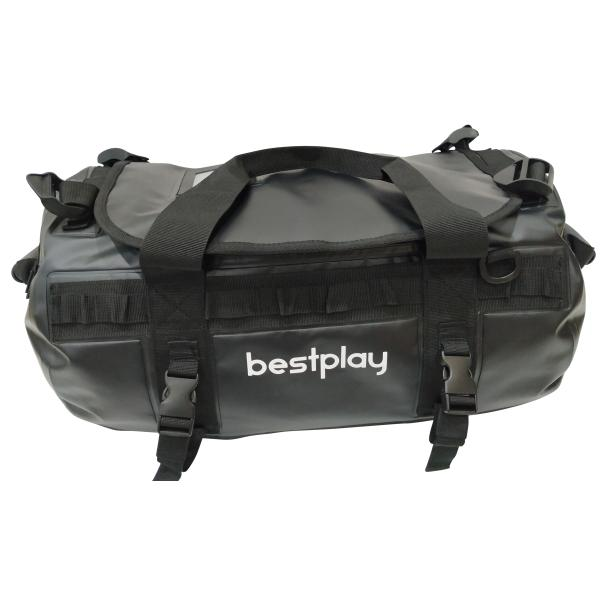 Bestplay sportstaske sort 70L