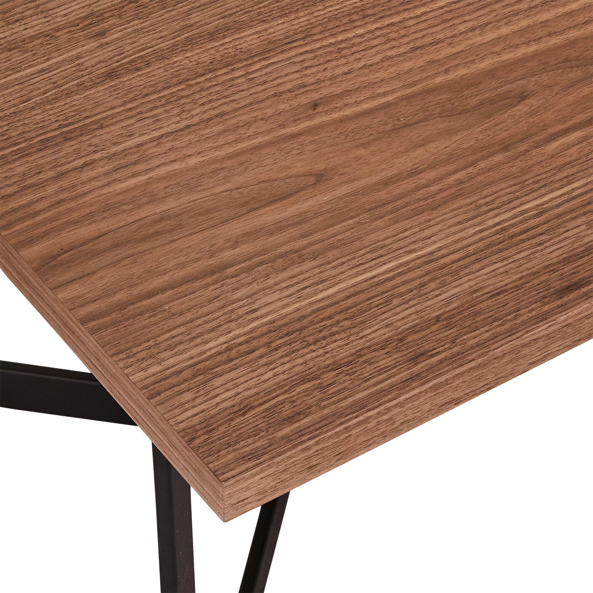 Tokyo sofabord valnød, køb din nye Tokyo sofabord valnød på