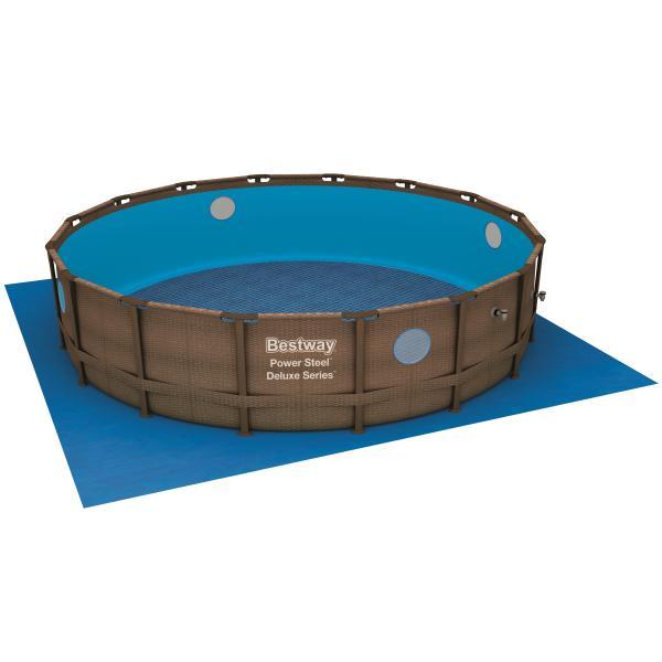 Folkekære Pool underlag 520x520cm, køb din nye Pool underlag 520x520cm på XF-42