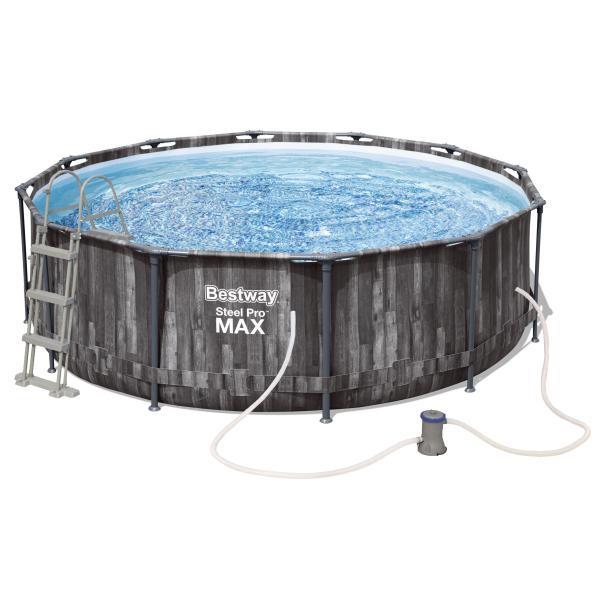 Steel Pro Max Pool