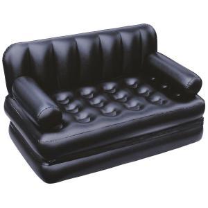 Oppustelig stol